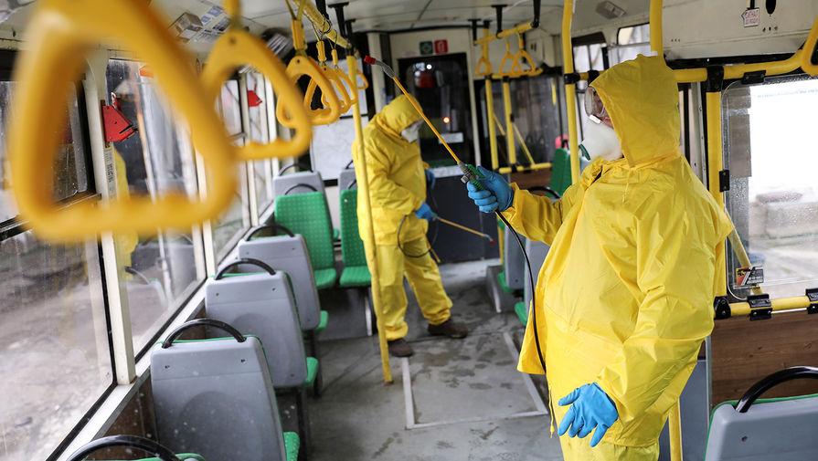 Украина снова вводит жесткий карантин из-за коронавируса