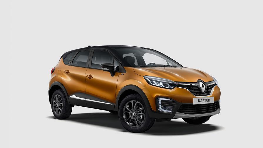 Новая версия Renault Kaptur появится в России