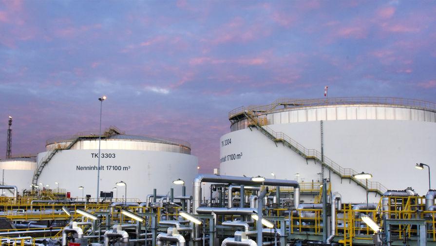 Отбор газа из хранилищ Европы впервые с апреля превысил закачку