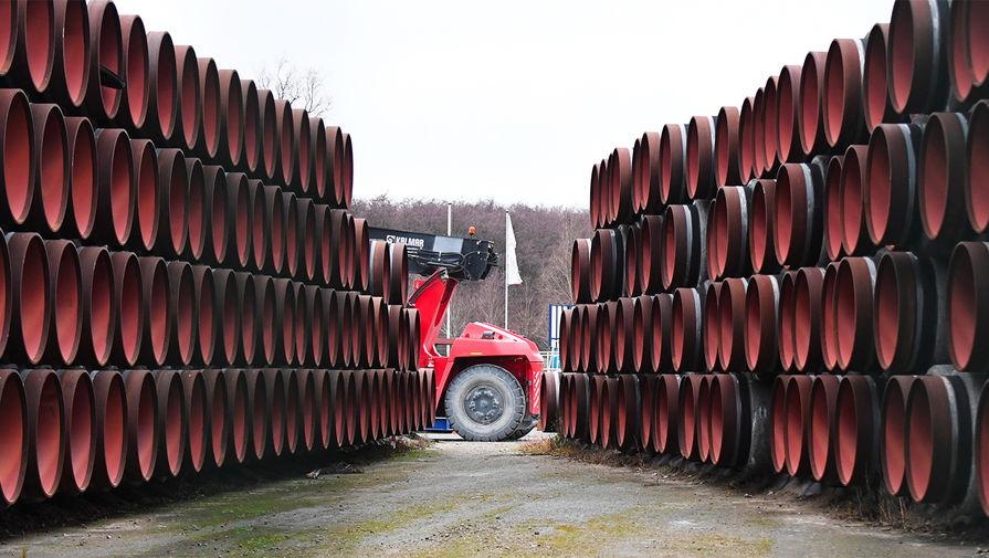Байден объяснил бессмысленность введения санкций против 'Северного потока – 2'