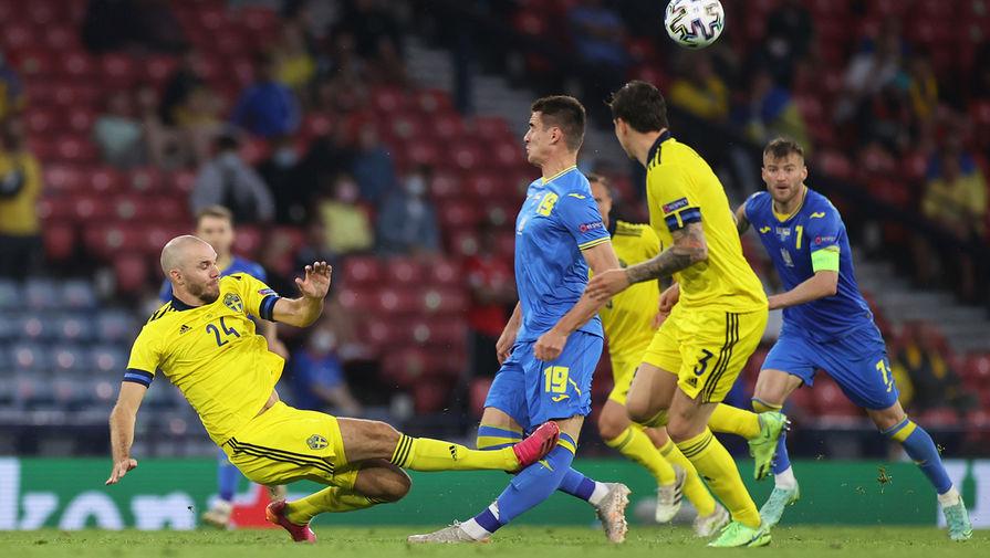 Тренер сборной Швеции рассказал об атмосфере в раздевалке после поражения от Украины