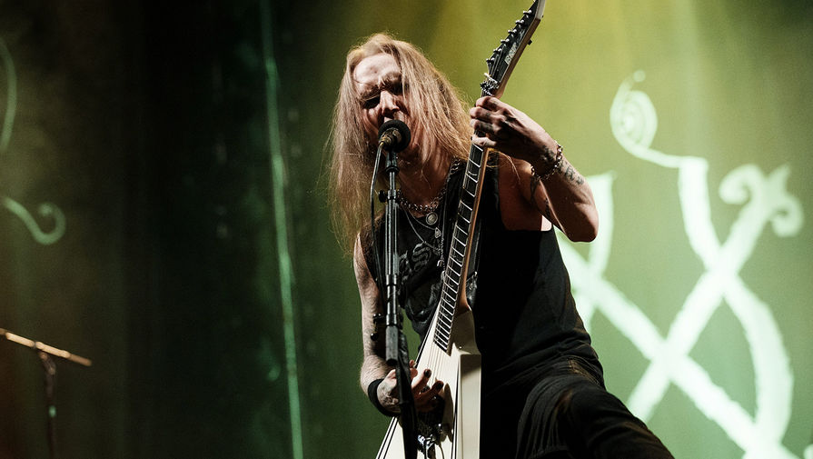 Основатель Children of Bodom Алекси Лайхо умер в 41 год