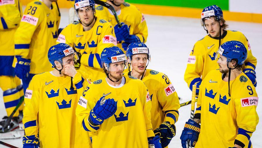 Лидер сборной Швеции ждет тяжелейший матч с Россией на чемпионате мира