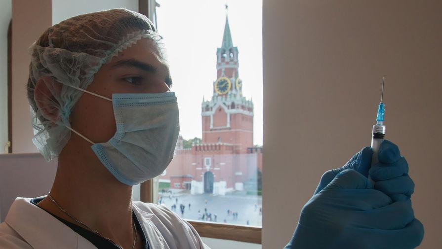 В Минздраве рассказали, сколько россиян привились от COVID-19