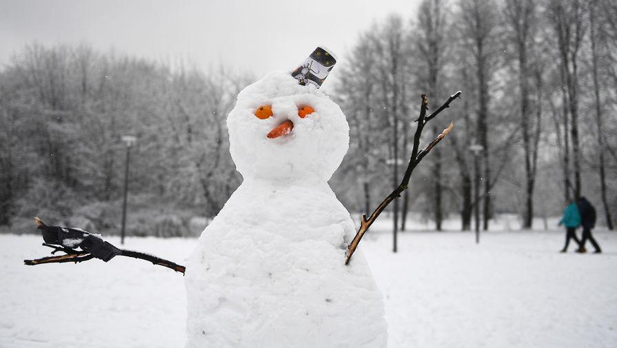 Москвичам рассказали, когда придут сильные морозы