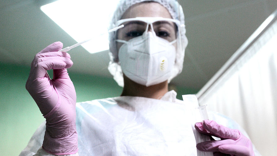 В Госдуме предложили сделать тестирование на коронавирус бесплатным
