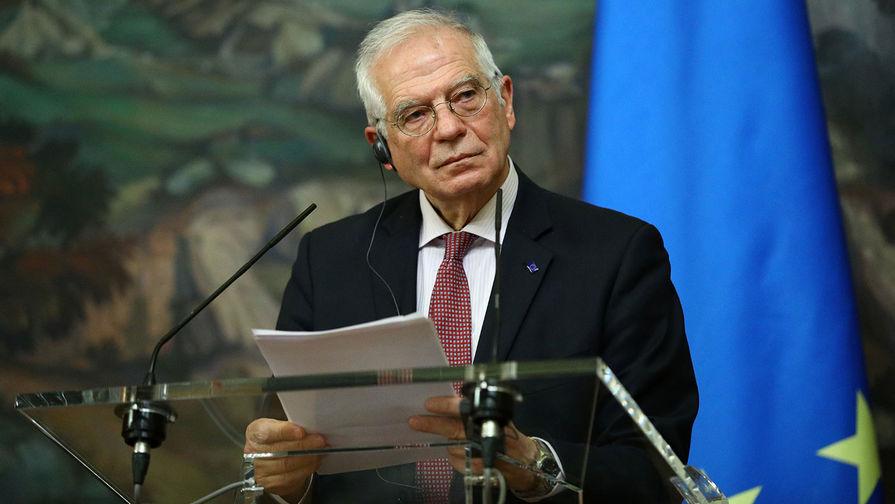 Боррель заявил, что из-за действий России цены на газ в Европе бьют рекорды