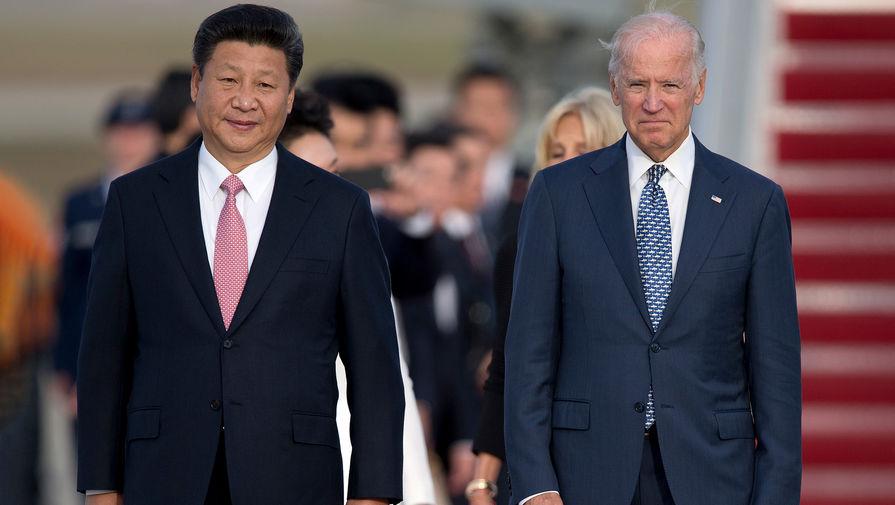 Байден опроверг сообщения о том, что лидер КНР отказался от встречи с ним