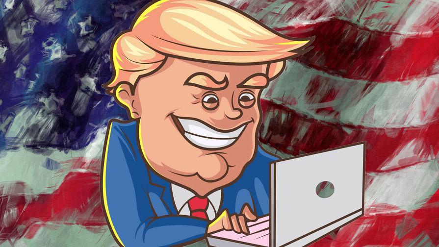 Капитализация Facebook и Twitter сократилась на $44 млрд после блокировки Трампа