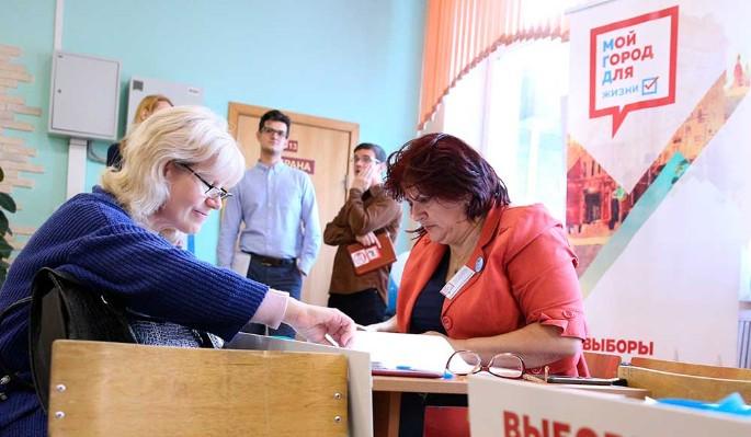 Сервис по поиску избирательного участка и округа заработал на портале mos.ru