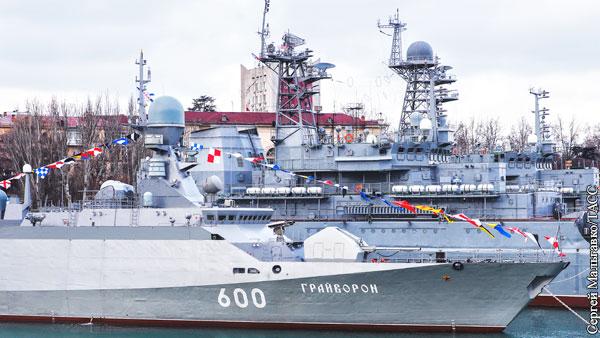 В США ВМФ России назвали реальной угрозой для НАТО