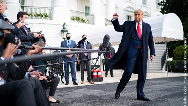 Эксперт оценил значение второй провальной попытки объявить Трампу импичмент