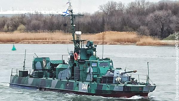 Эксперт: Переброска судов Каспийской флотилии на Черное море - сложная операция
