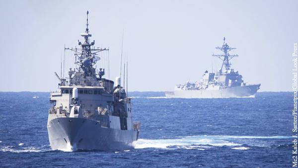 США решили не вводить американские военные корабли в Черное море