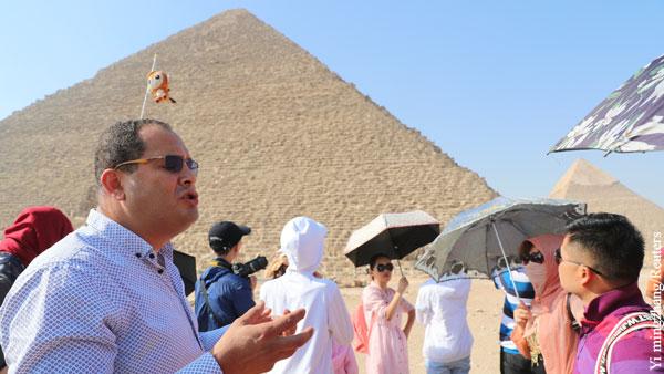 Стало известно о скором возобновлении чартеров в Египет
