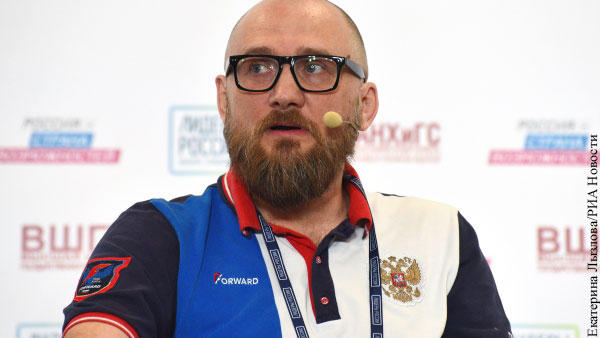 Проценко назвал спортсмена-паралимпийца Сергея Бурлакова своим героем