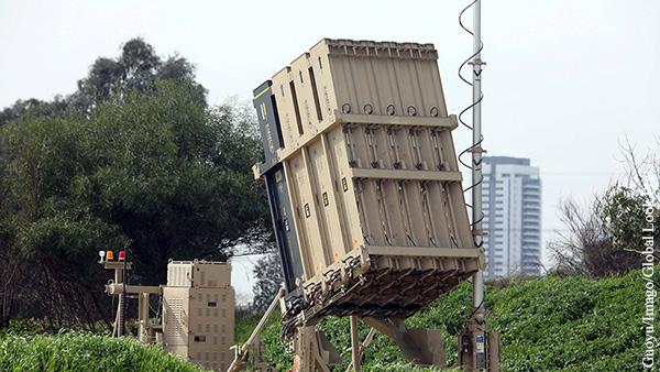 Украина решила использовать систему ПРО «Железный купол» в борьбе против России
