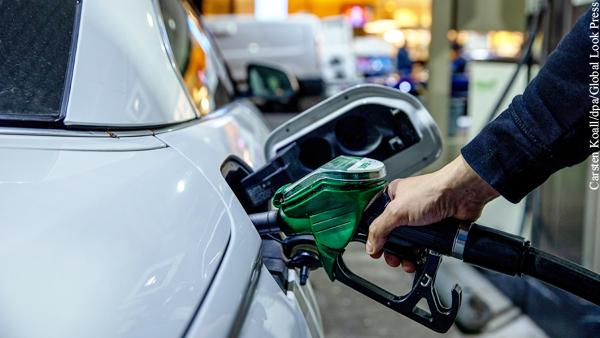 США признались в давлении на ОПЕК для снижения цен на топливо