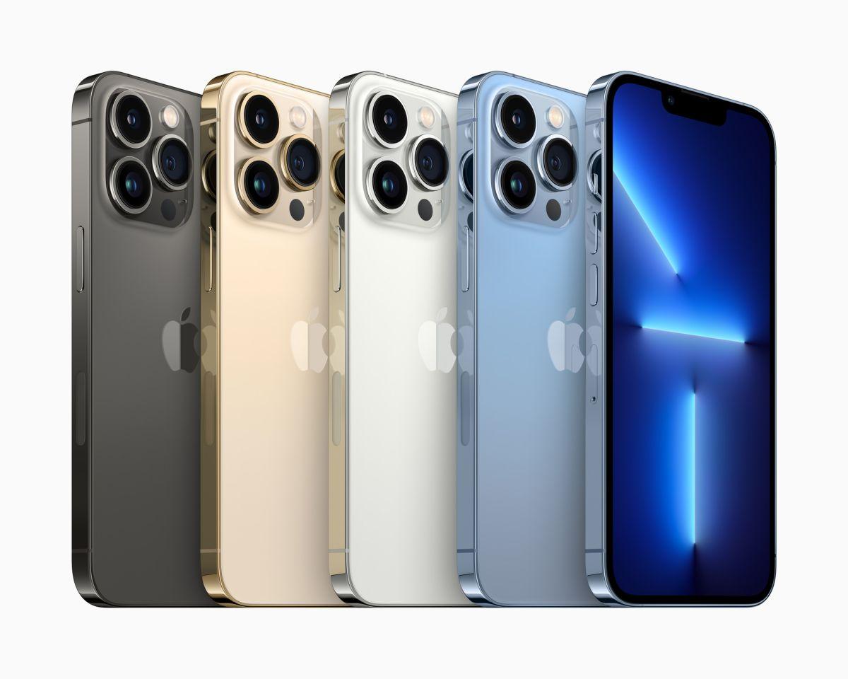 Телефон iPhone 13 Pro Max оценили в 1100$