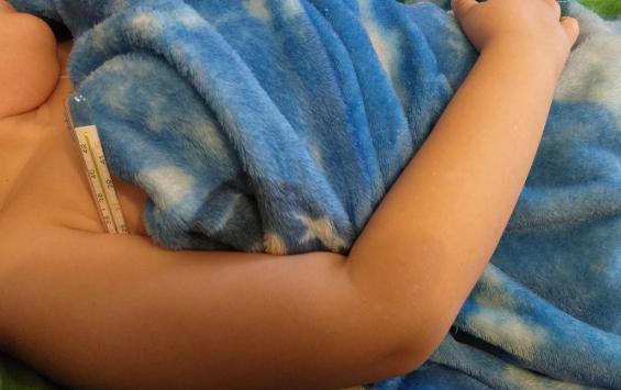19 детей с коронавирусом лечатся в стационаре
