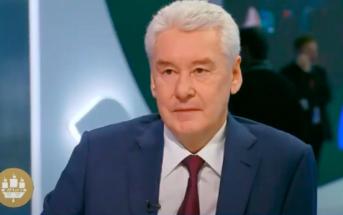 Собянин допустил появление новых краткосрочных ковид-ограничений в Москве