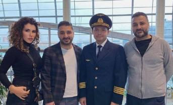 Сарик Андреасян посвятит новый фильм посадке самолета на кукурузное поле в Подмосковье