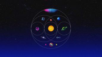 Группа Coldplay презентовала новый альбом Music of the Spheres