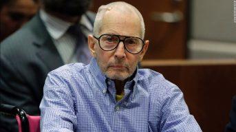Миллионер из США Дерст приговорен к пожизненному сроку за убийство 21-летней давности