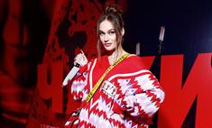 Водонаева с ножом, дочь Славы в латексе и мрачная Бондарчук: звезды посетили закрытый показ сериала «Чаки»