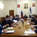 Глава Кабардино-Балкарии Казбек Коков провел «муниципальный час», главной темой которого стала эпидемиологическая ситуация и вакцинация населения республики