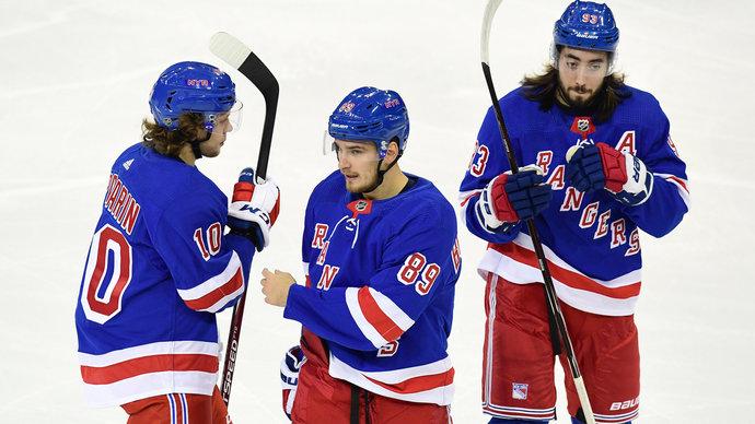 Бучневич признан первой российской звездой недели в НХЛ