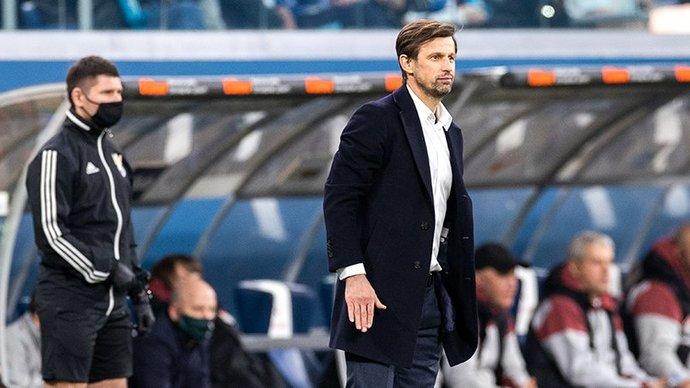 Семак оценил выступление сборной России на Евро-2020