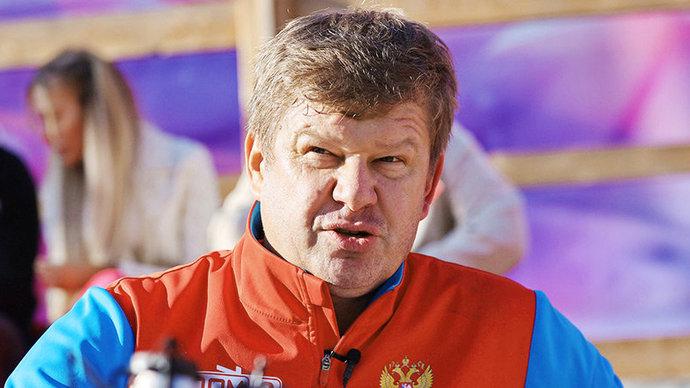 Дмитрий Губерниев: «Овечкин лишний раз доказывает, что он — один из величайших игроков в истории хоккея»