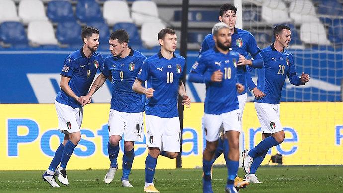 Стали известны стартовые составы Италии и Турции на матч открытия Евро-2020