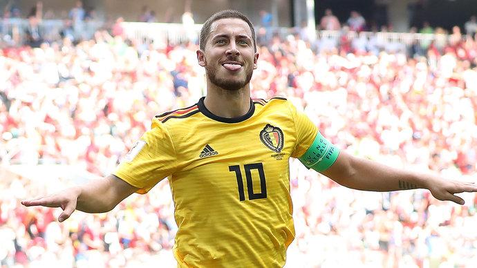 Эден Азар признан иконой бельгийского футбола