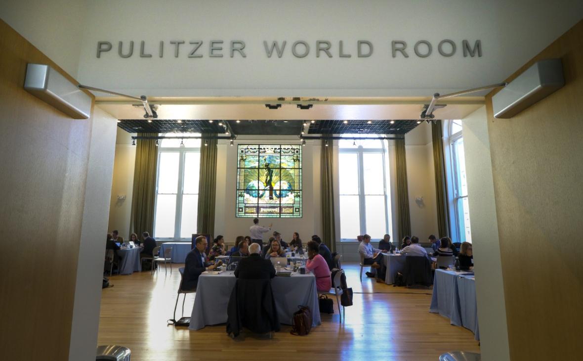 В США объявили лауреатов Пулитцеровской премии 2021 года