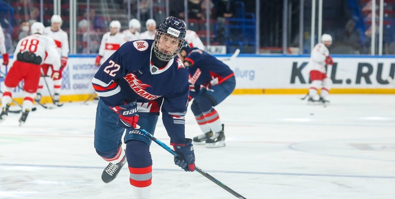 Юров занял 5-е место в рейтинге драфта НХЛ-2022, Мирошниченко – 6-й (The Athletic)