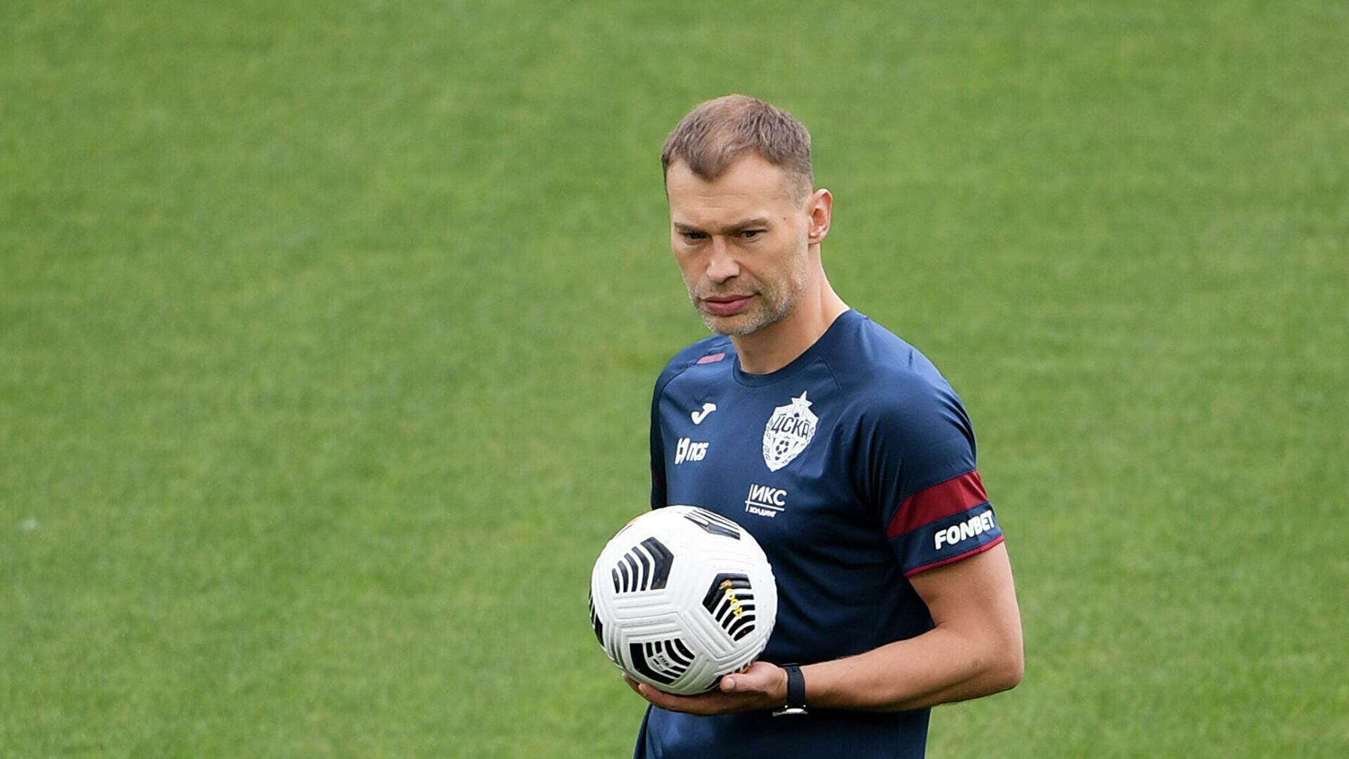Василий Березуцкий: «Я бы согласился возглавить ЦСКА. Немного обидно, что назначили Олича»