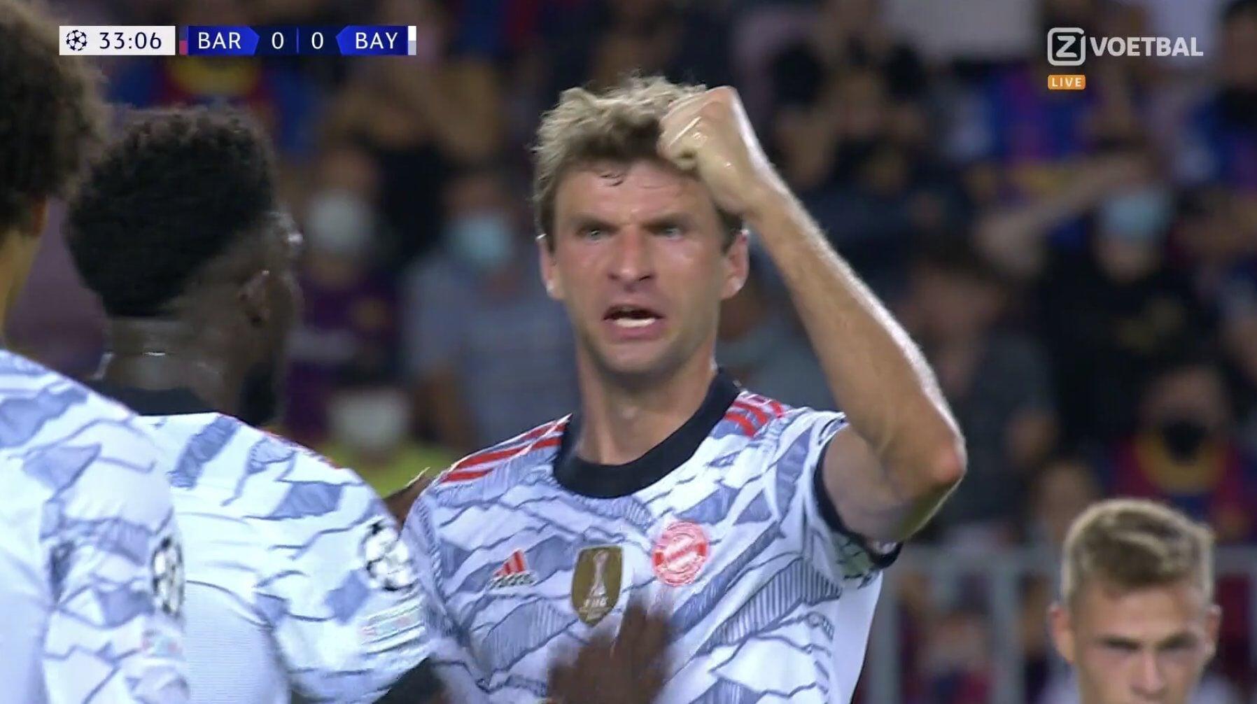 «Бавария» выиграла у «Барсы» 3 матча подряд. Общий счет – 14:4