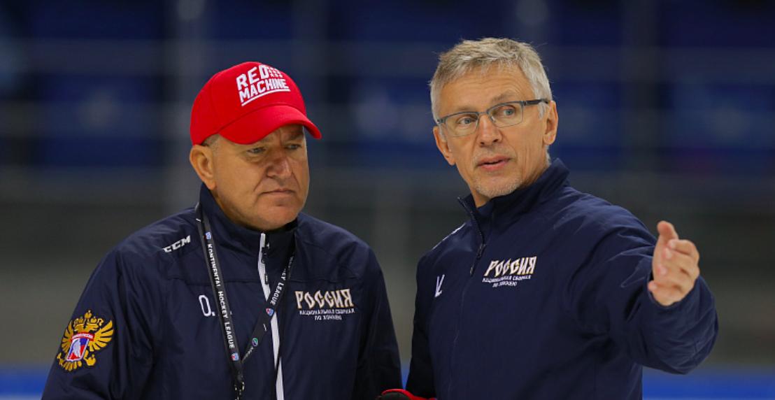 Браташ сменил Ларионова в молодежной сборной России