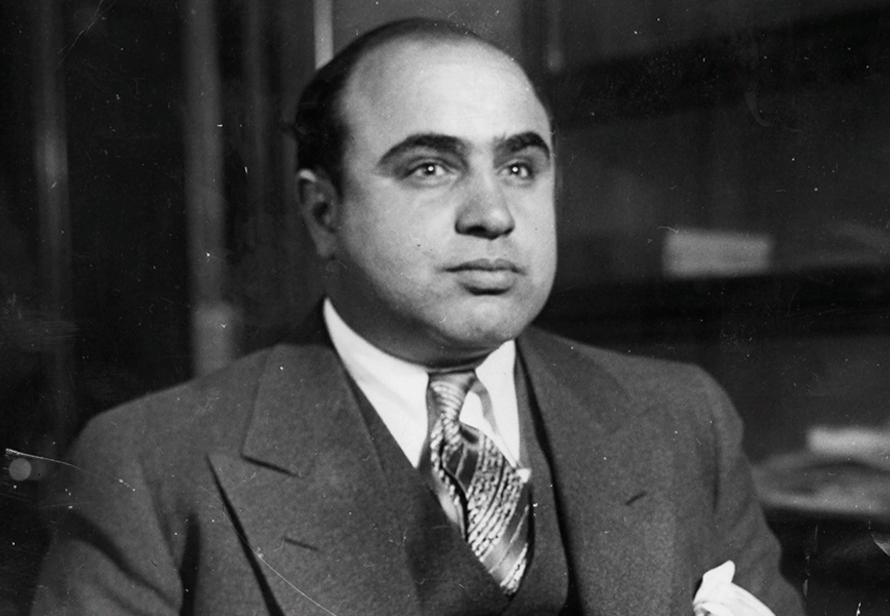 Наследники Аль Капоне продали его вещи и оружие более чем на $3 млн