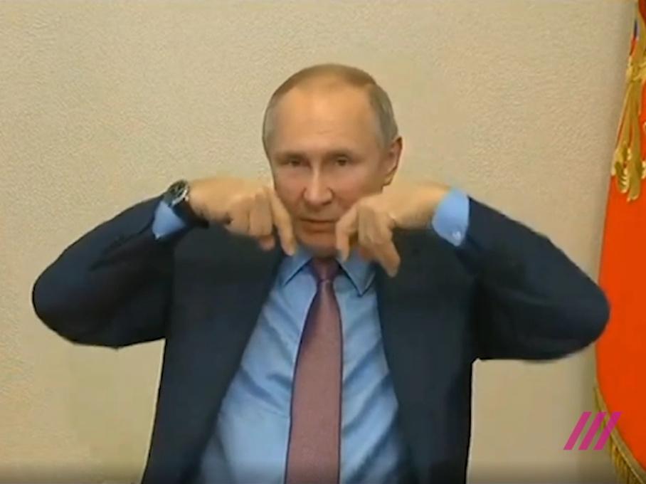«Путин вполне может всех удивить»: Политолог объяснил нежелание президента говорить о новом сроке