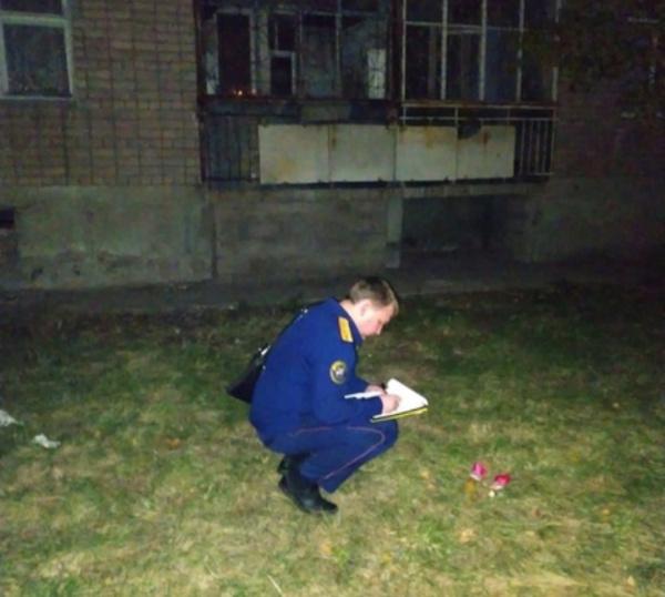 В Сызрани две девочки упали с 5-го этажа, спасаясь от огня