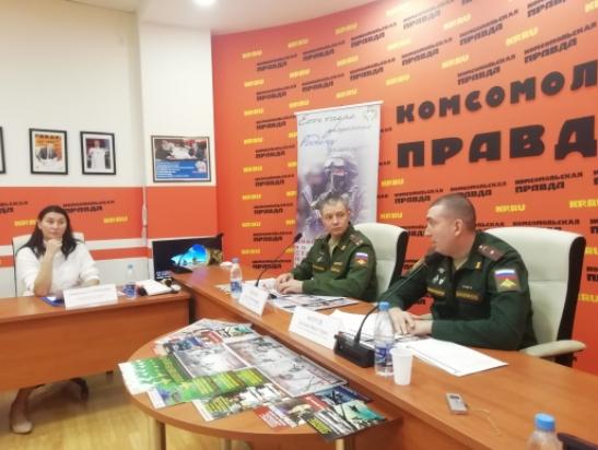 Ежегодно около тысячи жителей Самарской области идут служить в армию по контракту