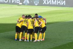 «Химкам» запретили регистрировать футболистов
