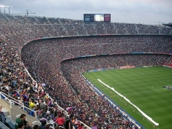 «Барселона» подвергала риску своих фанатов на «Камп Ноу»