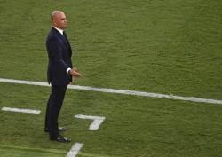 Мартинес прокомментировал вылет сборной Бельгии с Евро-2020