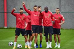 Футболисты сборной Бельгии пройдут вакцинацию перед Евро-2020