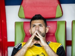 Агуэро: «Был шокирован уходом Месси из «Барселоны»