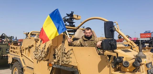 Учения НАТО с участием 17 стран начались в Румынии